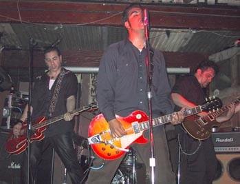 Black Monday, B-9: at the Garage in Silverlake By Jim